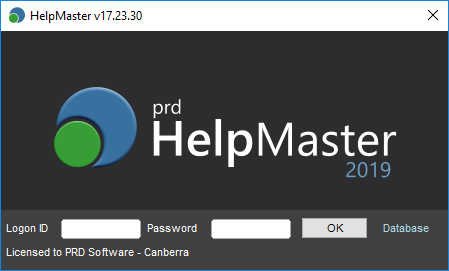 helpdesk logon