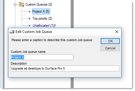 helpdesk queue management custom queues